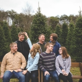 Winter 2015- Front Row: Brian and Jessica (married 9/2018); Aaron and Kat (married 5/2017); Back Row- William; Dave and Barb (married 6/1985).